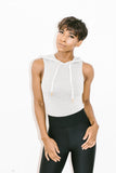 Tern Bodysuit in Heather Grey