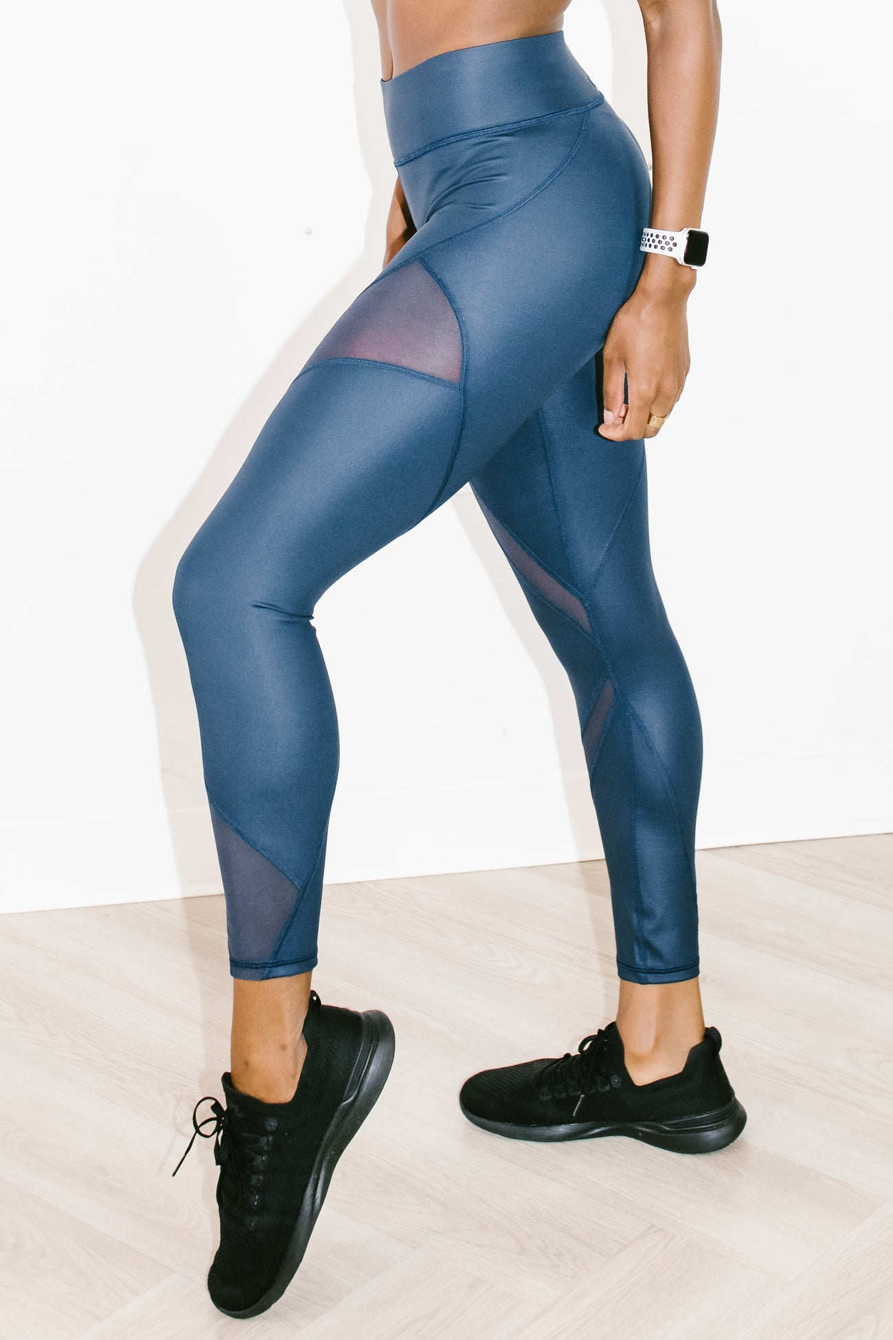 Inversion Rise Legging Ink