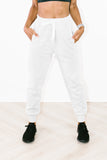 One Love Track Pant Grey Marle