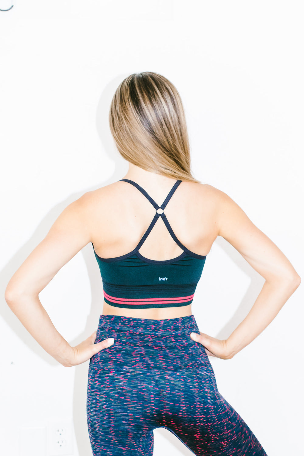 Cosmos Sports Bra in Dark Khaki
