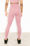 Shine Legging in Mauve