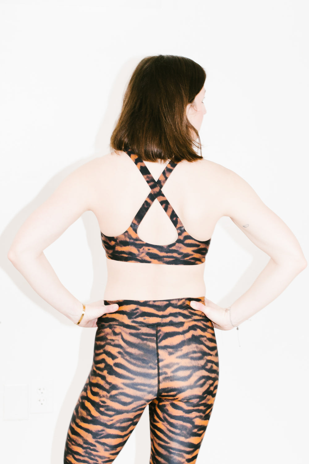 Tiger Sophie Bra in Tiger Leopard