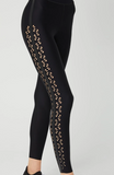 Ultra High Alpha Legging in Black