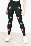 Ultra High Knockout Legging Neon Pink