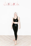 Glaze Infinity High Rise Legging in Black