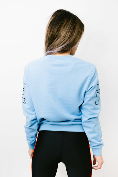 The Moneyball Sweat in Blue