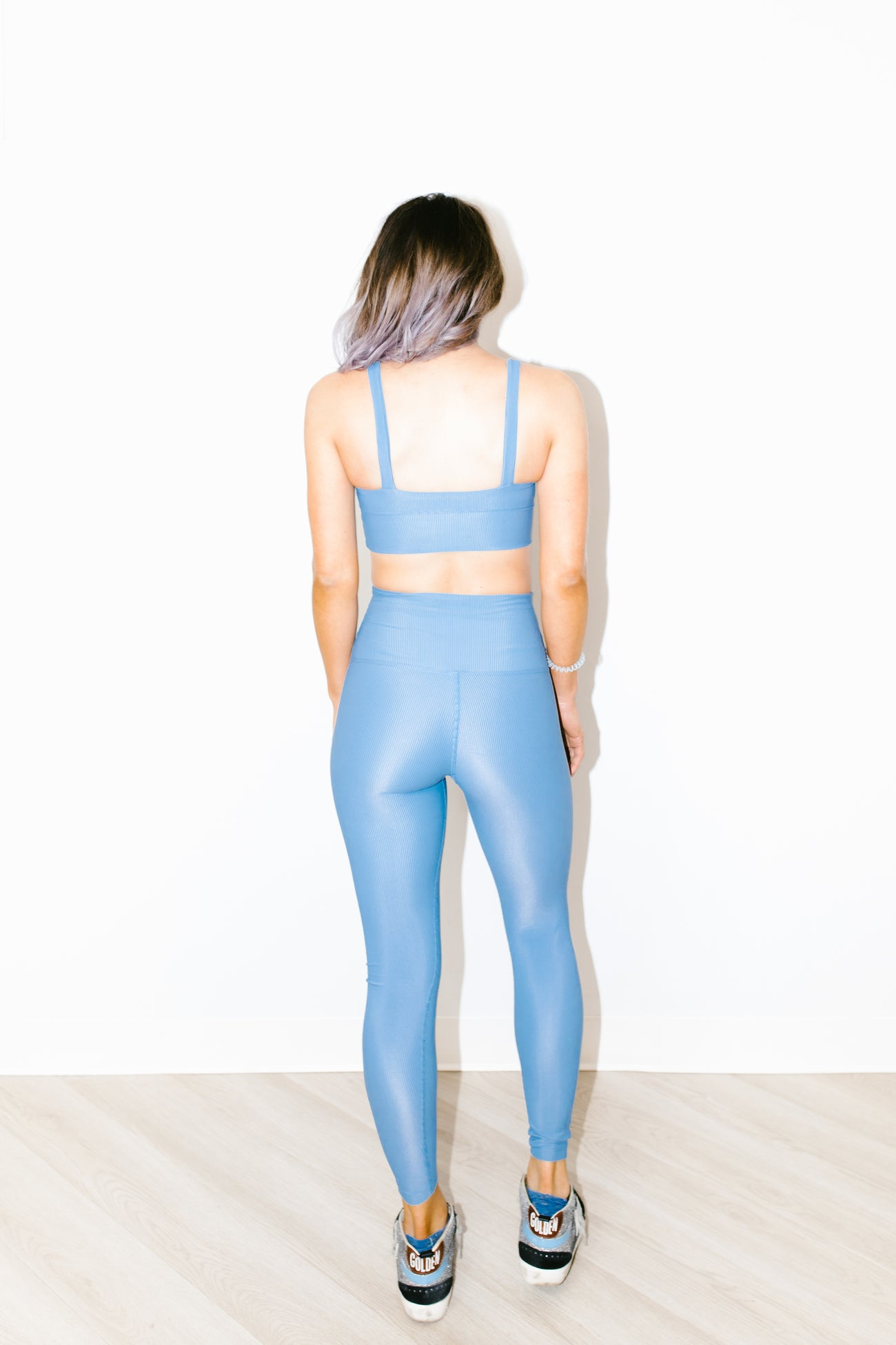 Ayla Legging in Slate