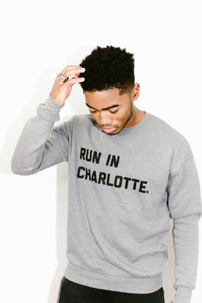 Run In Charlotte Sweat