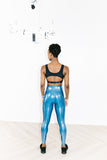 Marvel Legging in Glacier Blue