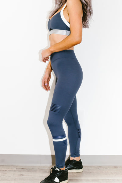 Coco Legging in Graphite