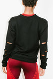 Cypher Sweatshirt in Black