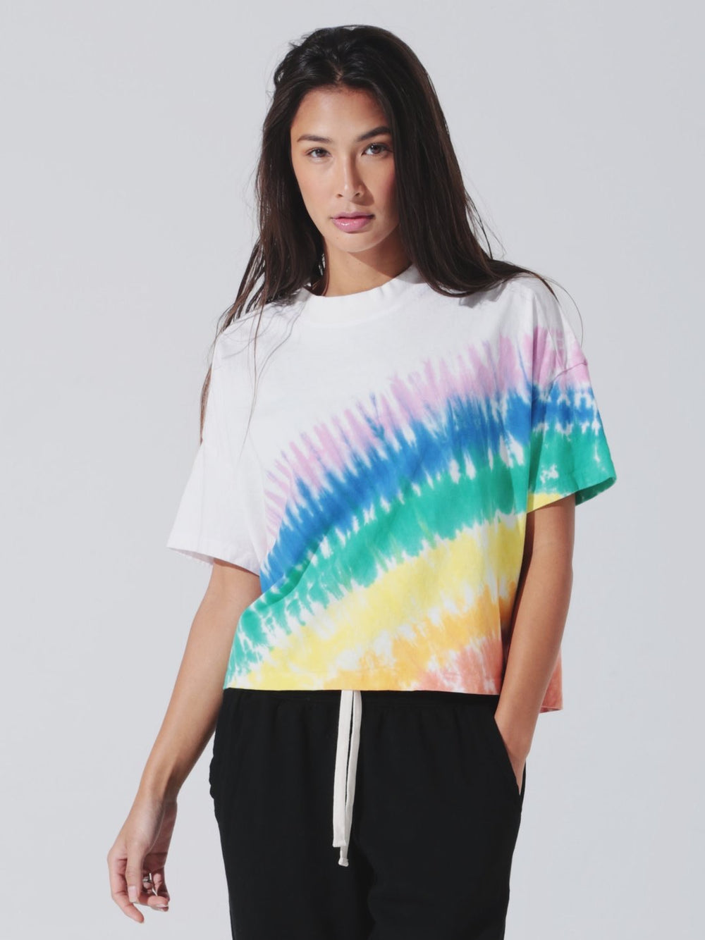 Love Tee in Love/Multi