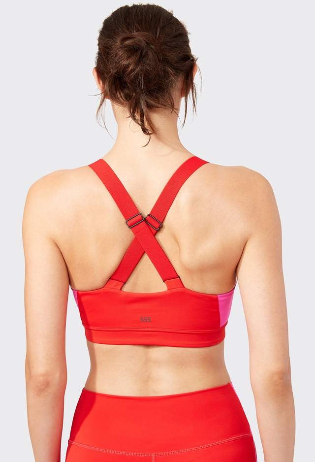 LOGAN TECHFLEX BRA