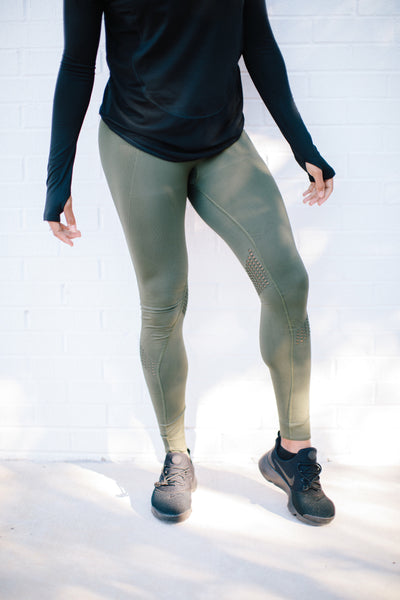 Seamless Tight in Army
