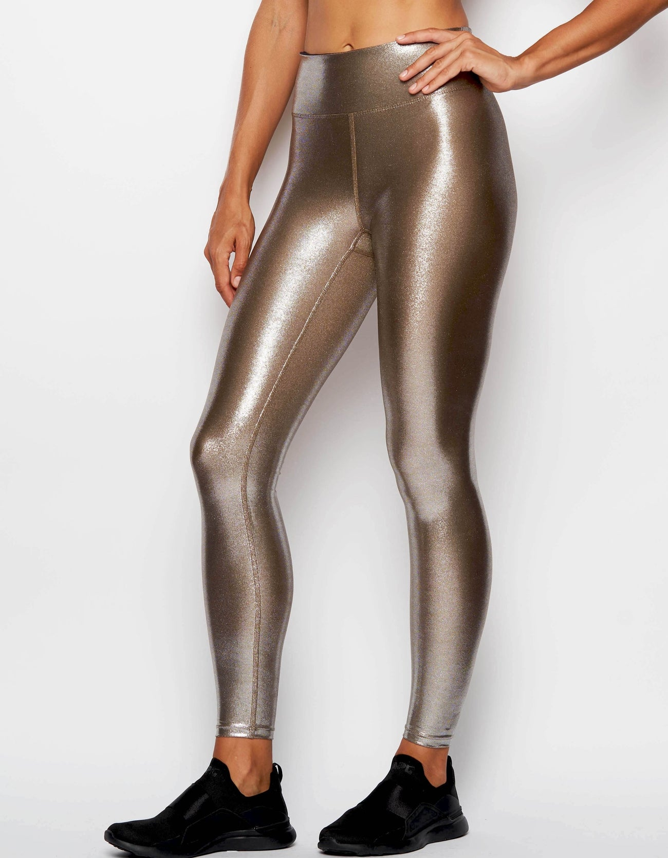 Marvel Legging in Quartz