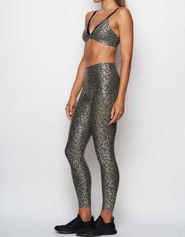 Cheetah Legging in Army