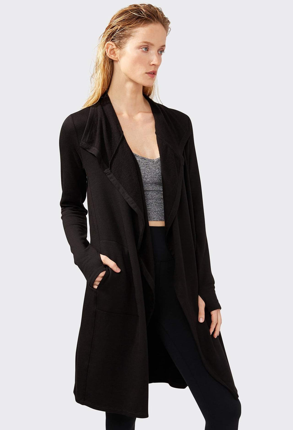 Naomi Jacket in Black