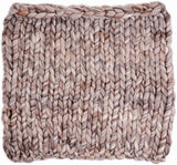 Snood Multi-Use Scarf - Taupe