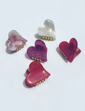 Lonely Hearts Club Mini Jaw Clips