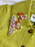 TACH CISNE WOOL SWEATER PISTACHIO