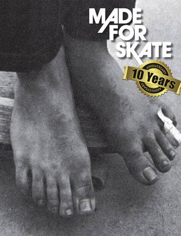 Made for Skate: 10th Anniversary Edition Book