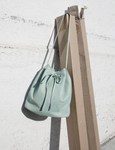 Bucket Bag Mint Green
