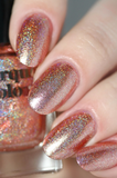CIRQUE COLORS Himalayan Pink Nail Polish