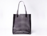 CLYDE GINGHAM TOTEBAG