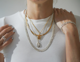 Cirrus Chain - Gold