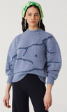 Palmira Sweater - Blue