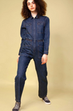 L.F. Markey Danny Boilersuit Denim