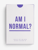 The School of Life Am I Normal Card Game