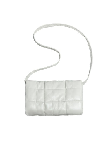 Clyde Muff Bag Bone