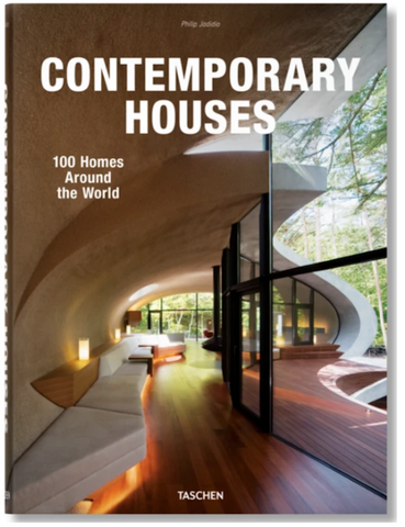 Taschen Contemporary Houses 100 Homes Around the World Book
