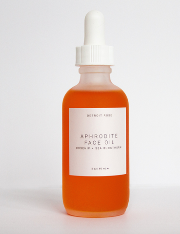 Detroit Rose Aphrodite Oil