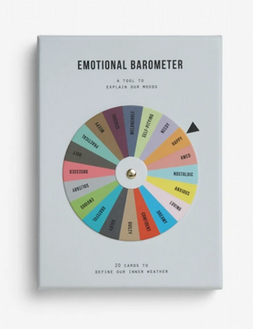 School of Life Emotional Barometer