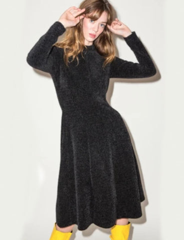 Kurt Lyle Aurora Dress Black