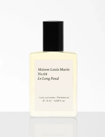 Maison Louis Marie NO 02 Le Long Fond Perfume Oil