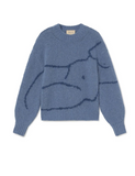 Paloma Wool Blue Palmira Sweater
