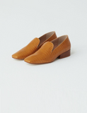paloma wool luke loafers ochre