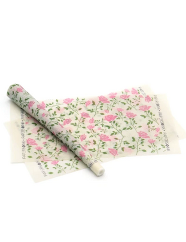 PAPERS AND INK Organic Rolling Papers Kit Barbie's Powder Room