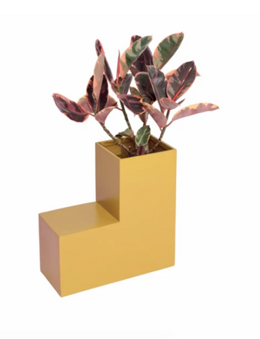 PIECES By An Aesthetic Pursuit Tetris Planter