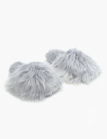 ariana bohling suri slipper grey