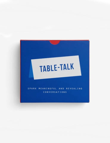 The School of Life Table Talk Place Cards