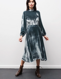 Tilary Duke Dress Teal