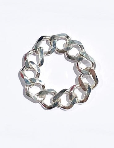 Tuza Barbada Chain Ring