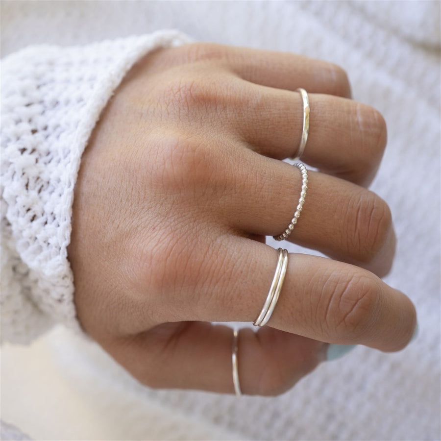 Sterling Silver Stacker