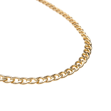 Gold Curb XL Necklace