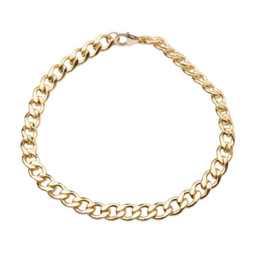 Gold Curb XL Bracelet