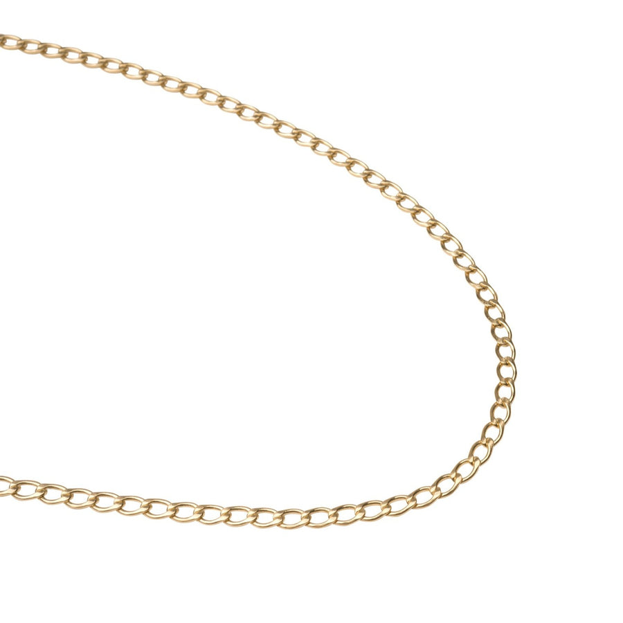 Gold Neptune Necklace